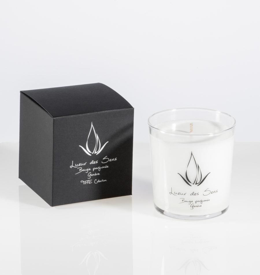 Bougie Parfumée Classique The Collection Lueur des Sens
